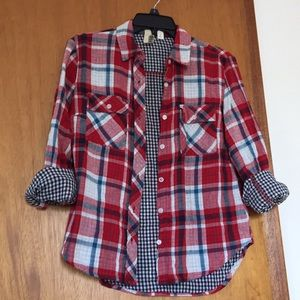 The most adorable fall flannel !